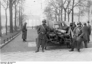 Kapp-Putsch, Brigade Erhardt, Berlin